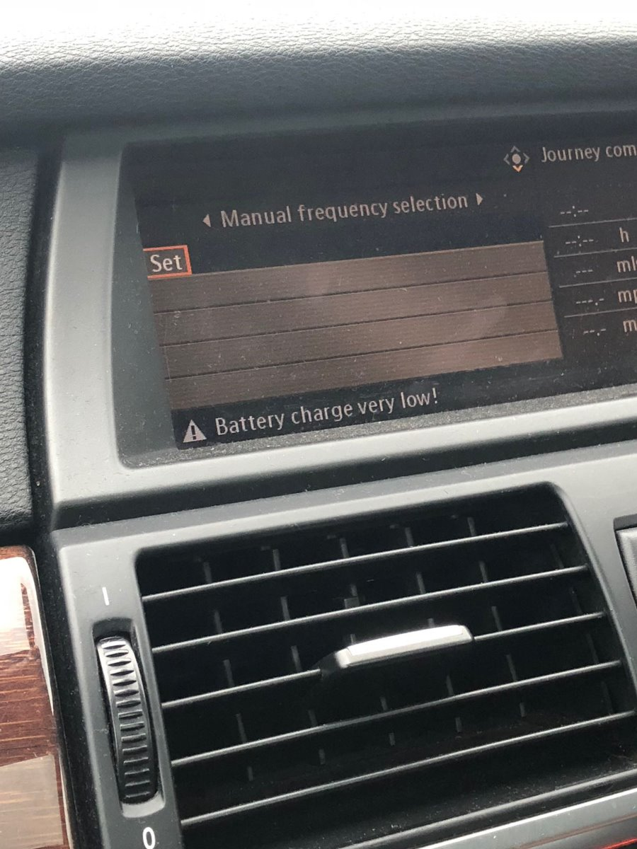 4x4 system, DSC and ABS failure! Battery Issues? - Xdrivers